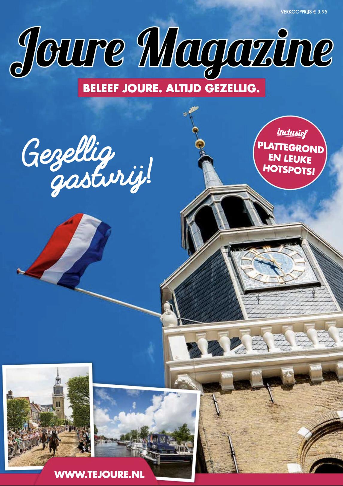 Joure Magazine Cover