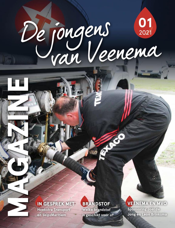 De Jongens van Veenema Magazine
